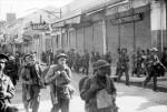 Allied troops entering Kalamata 1941